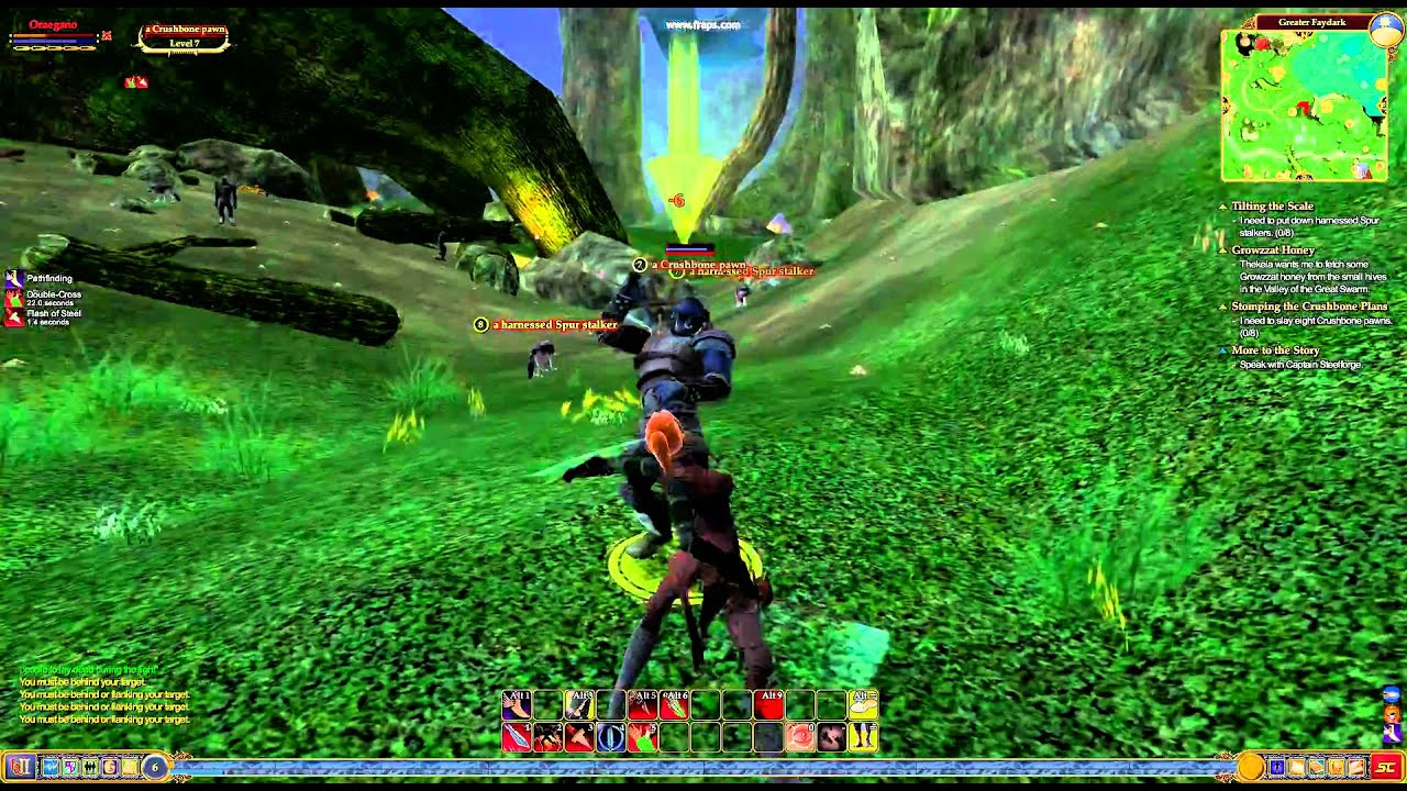 everquest 2 free to play test
