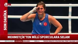 Mehmetçik'ten Milli Sporculara Selam!