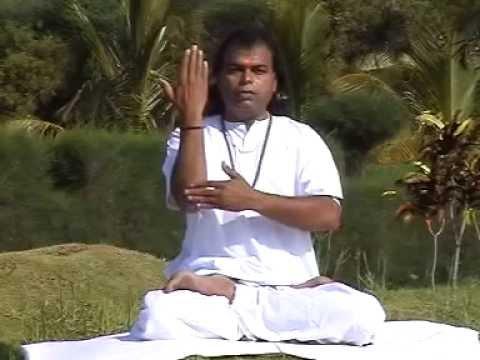 परम पूज्य हठ जोगीराज डॉ. श्री विजय प्रकाश मिश्रा जी के द्वारा अद्भुत प्राणयाम