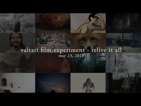 sigur rós - valtari film experiment [video stream]
