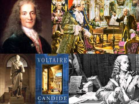 an analysis of the criticism of society and humanity in francois marie arouet de voltaires candide