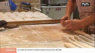 La meilleure baguette Lyonnaise est...