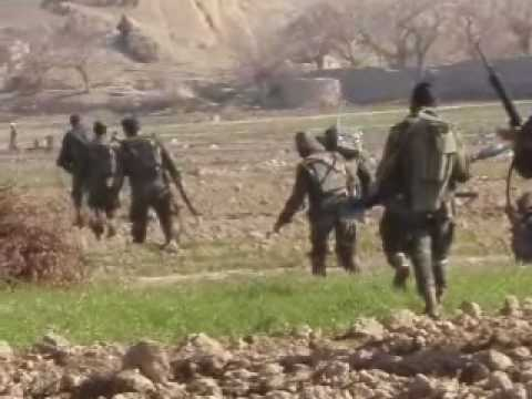 2 YORKS, Sangin OMLT, Afghanistan, Op Herrick 11