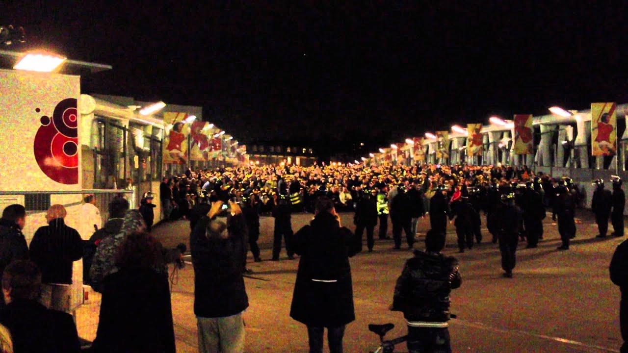 BVB Fans in London