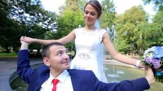 Крутая свадьба Максима и Виктории(Гомель 2016)