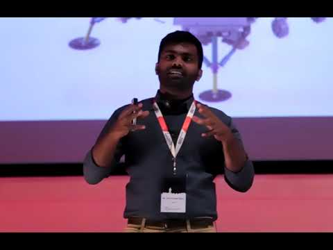The Story of India's Private Space Pioneer   Hariprasad Gokul   TEDxMahindraÉcoleCentrale