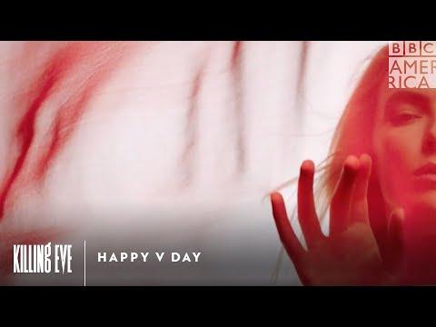 Happy V Day | Killing Eve Returns Sunday, April 26 | BBC America