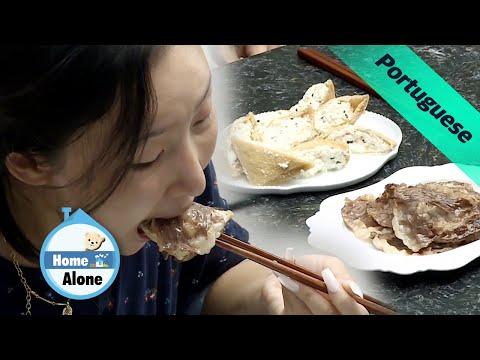 A dieta da Hwasa começa agora! [Home Alone Ep 336]