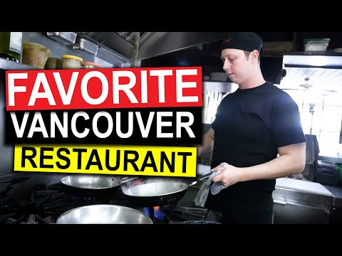 Anton's Pasta (Must Try!) Vancouver Restaurant | Guide To Vancouver