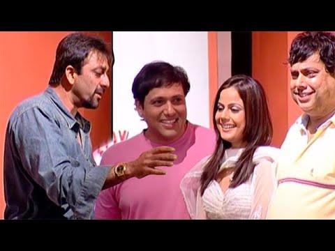 Download Muhurat Of Ek Aur Ek Gyarah | Govinda | Sanjay Dutt | Flashback Video