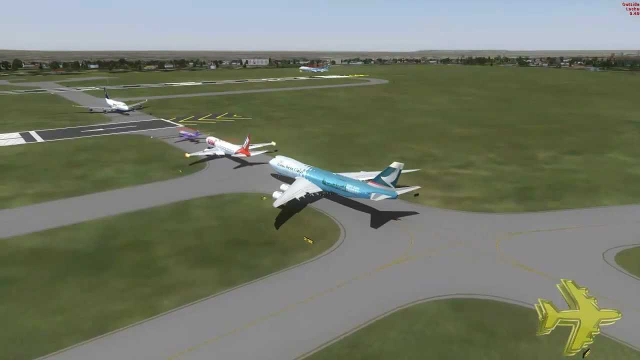 Flugsimulator Online