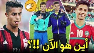 هاشم مستور.. قصة سقوط نيمار العرب الذي شغل العالم بعمر ال15 قبل أن ينساه الجميع..!!