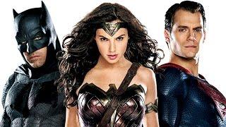 New Batman v Superman Photos & Comic Con Details