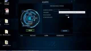 Asistente Virtual Jarvis AVJarvis B3 Conexion con Facebook