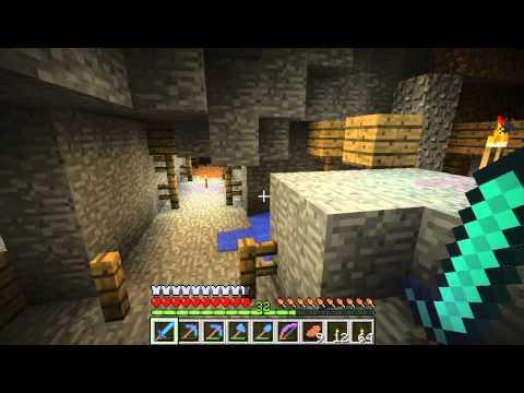 Minecraft часть 36 Постройка