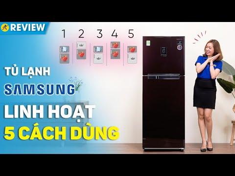 Tủ lạnh Samsung Inverter 300L: điều khiển ngoài, 2 dàn lạnh độc lập (RT29K5532BY/SV) • Điện máy XANH