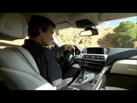 2012 BMW 650i Coupe Driving Footage