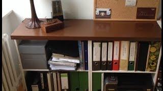 Ikea Hack (diy) Schreibtischanbau FÜr Wenig Geld
