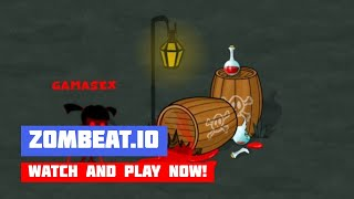 Zombeat.io · Game · Gameplay