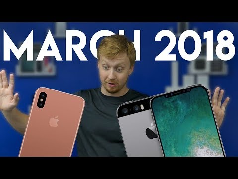 My ideal March 2018 Apple Event
