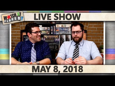 Live Q&A - May 8, 2018