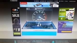 Adeks Kafe İnternet Hızı 916 Mbps/s! thumbnail