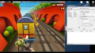 Como hackear Subway surfers para pc 2013