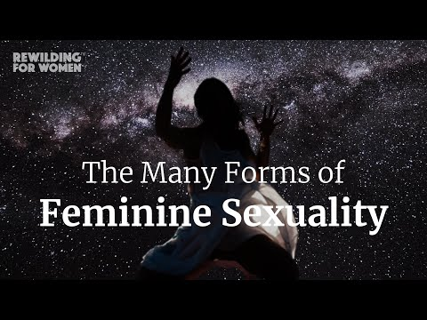 Prostitute, Prude or Priestess?   A Woman's Sexual Nature