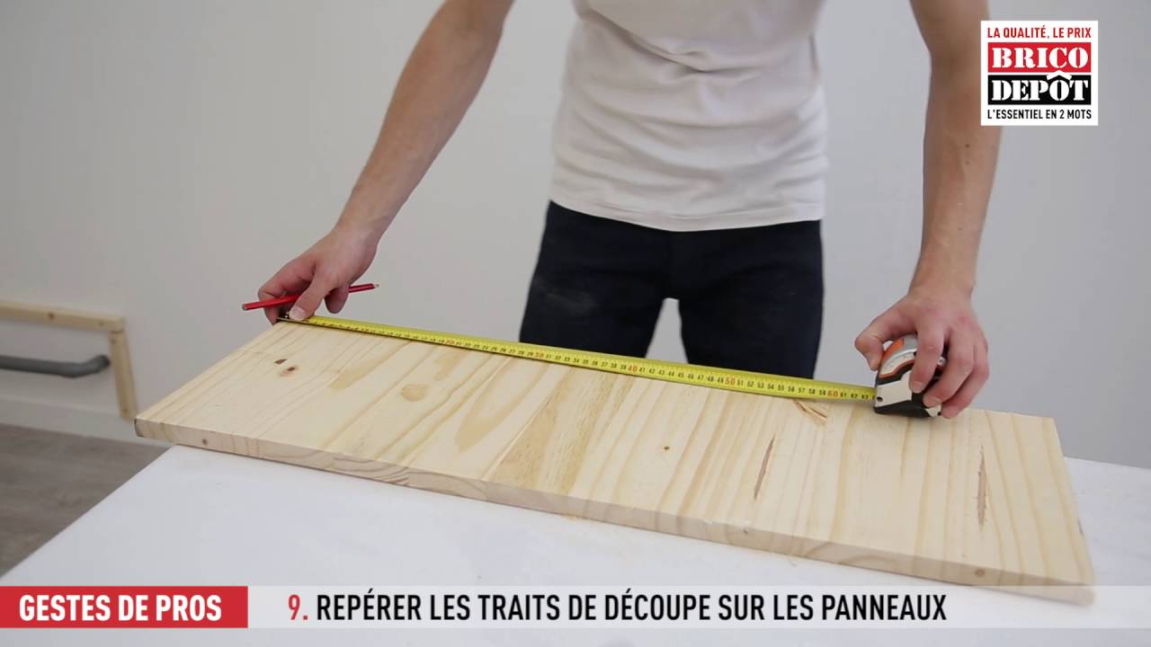 Comment Réaliser Un Coffrage En Bois Youtube