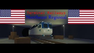 ROBLOX Terminal Railways Northeast Regional