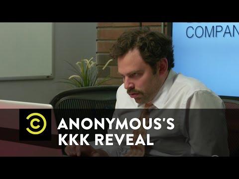 Anonymous's KKK Hack
