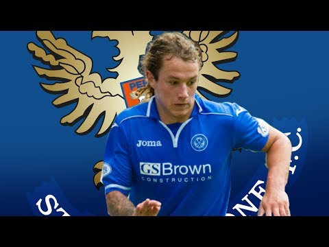 Clinical Stevie May pounces on defensive error to score another goal