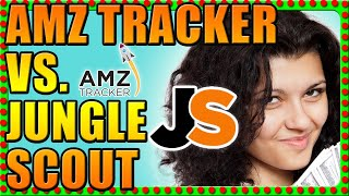 Amz Tracker vs Jungle Scout (2018) | Which is Better?