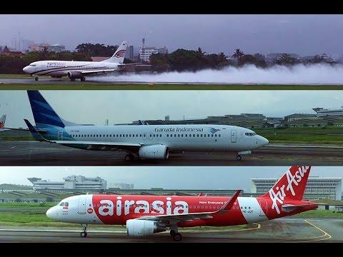 Planespotting at Husein Sastranegara (BDO) - Lion Air, Citilink, Garuda Indonesia, Air Asia, Xpress