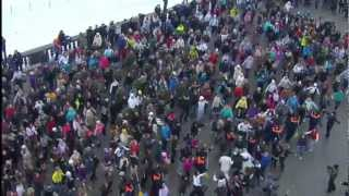 Flash mob in Moscow, Russia 26.02.12 thumbnail