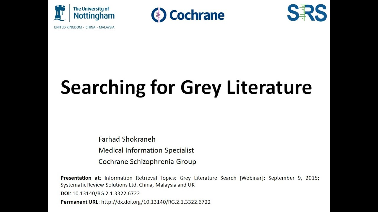 Systematic Reviews: A How-To Guide