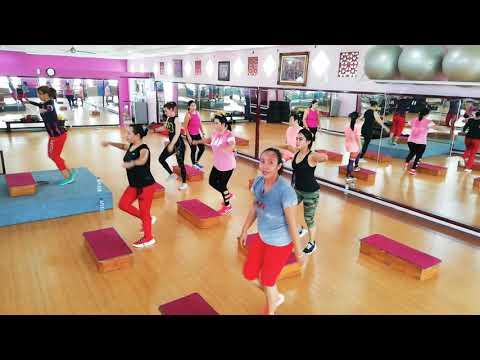 Stepdance - choreography with Santistudio(pasuruan) level up..
