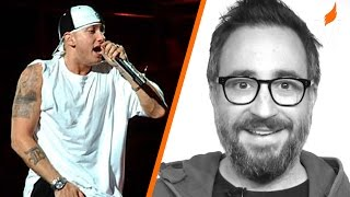"""In 1998, jensen karp aka """"hot karl"""" signed a record deal and was poised to become the next big white rapper... until label decided focus on eminem. re..."""