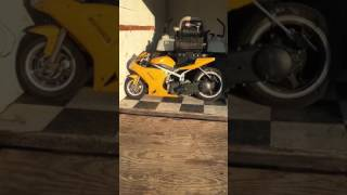 150cc pocket bike