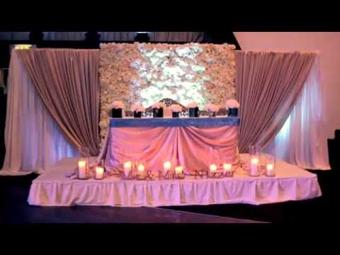 Athena Leicester Transformation 2015 | Wedding Event Decor | VerMillion Event Specialists