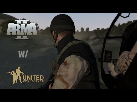 Arma 2 UO:  Recon, First To Fight, First To Fail