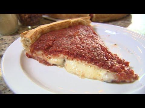Chicago's Best Stuffed Pizza: Gianna's Pizzeria
