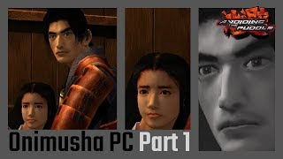 Aris Plays - Onimusha: Warlords Remastered, First Try [Part 1]