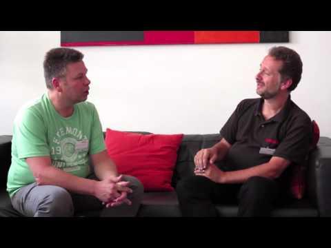 Frege Day Interview - Sven Ehrke