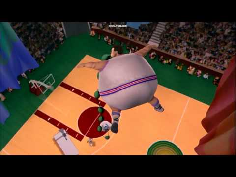 space jam- stan inflation scene