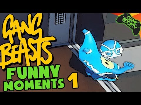Gang Beasts Top Funny Moments, Bugs & Glitches! - Game Society