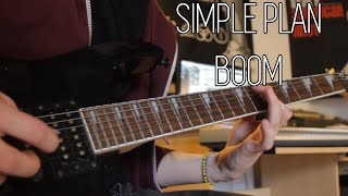 Simple Plan - Boom ~ Guitar Cover