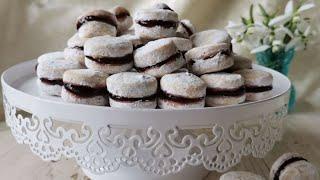 VANILICE - najbolji sitni kolač na svetu!