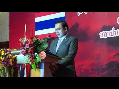 นายกรัฐมนตรีกล่าวสุนทรพจน์ในงานเลี้ยงรับรองเนื่องในโอกาสครบรอบ 40 ปี การสถาปนาการทูตไทย – จีน