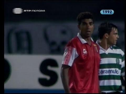 04J :: Braga - 0 x Sporting - 0 de 1992/1993